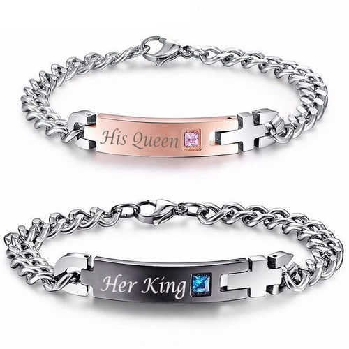 Bracelets For Couples Cheap