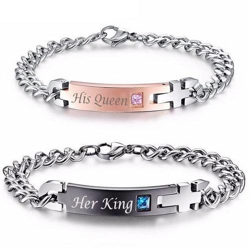 Bracelets For Couples Cheap