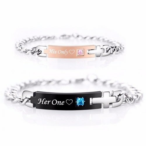 Bracelets For Couples Diy