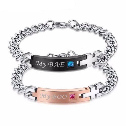 Bracelets For Couples Touch