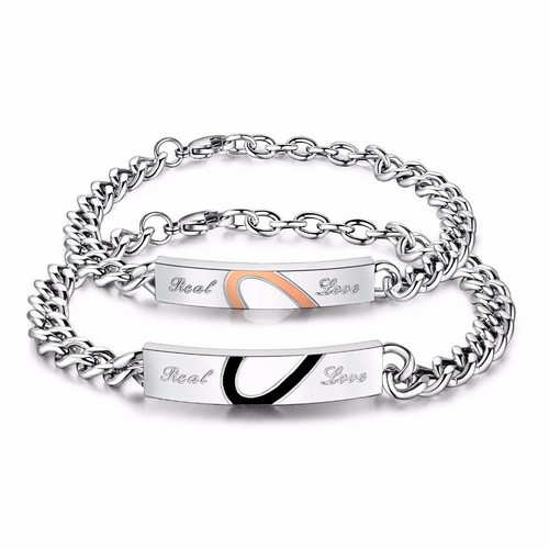 Bracelets For Couples With Names