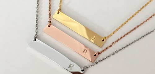 Bridesmaid Gift Necklaces