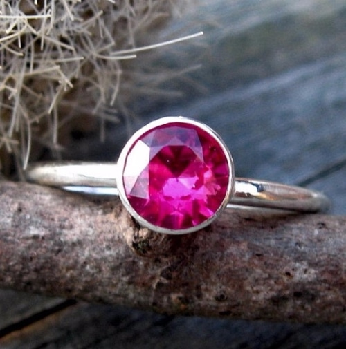 Buy Antique Ruby Ring