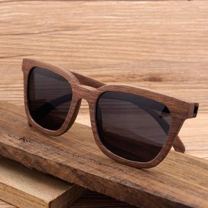 Cartier Wood Sunglasses
