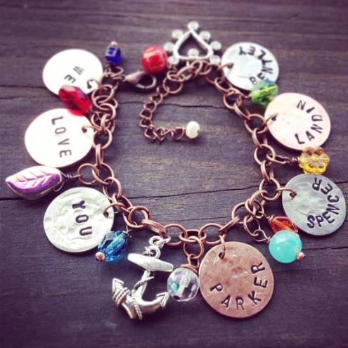 Lovely Charm Bracelet