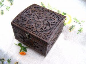 Charm Bracelet Jewellery Box