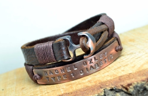 Charm Bracelets Leather
