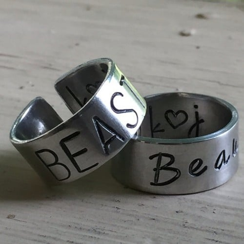 Cheap Matching Couple Rings
