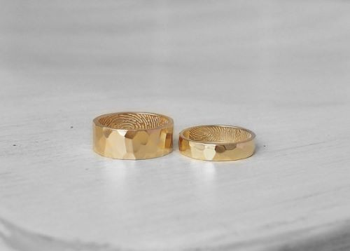 Cheap Matching Promise Rings For Him And Her