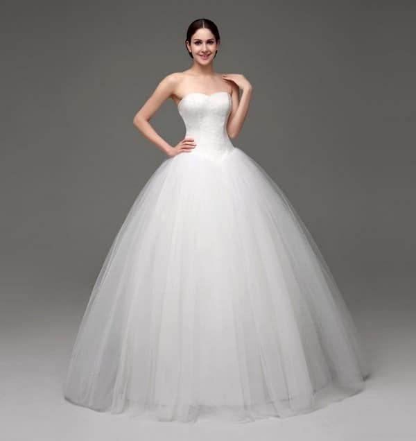 Cheap Wedding Dresses Under 100 Pounds