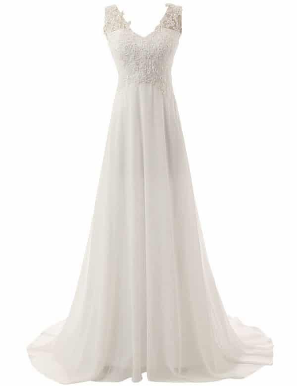 Cheap Wedding Dresses Under 200.00