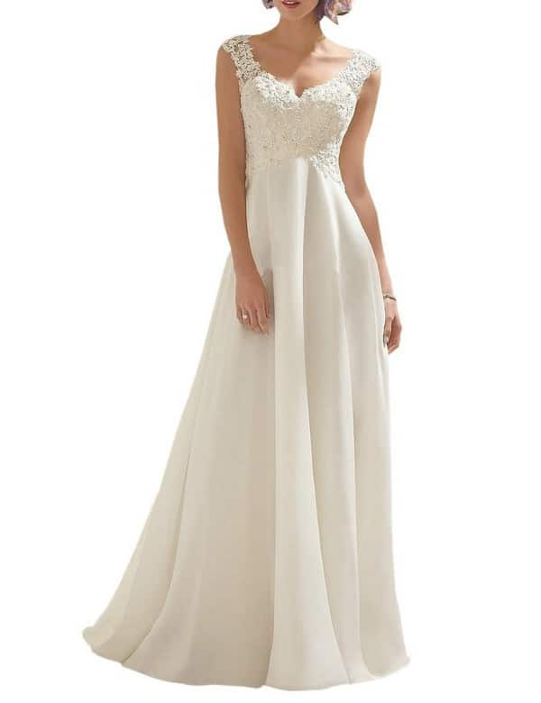 Cheap Wedding Dresses Under 50 Dollars
