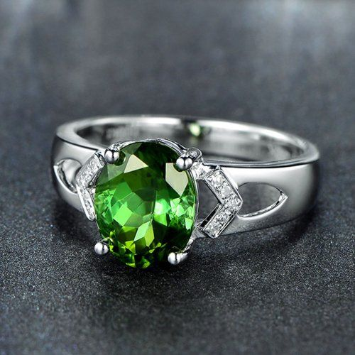 Cheap White Gold Engagement Rings