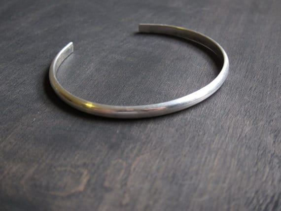 Classic Silver Bracelets For Men