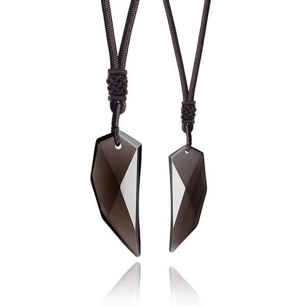 Couple Necklace Set
