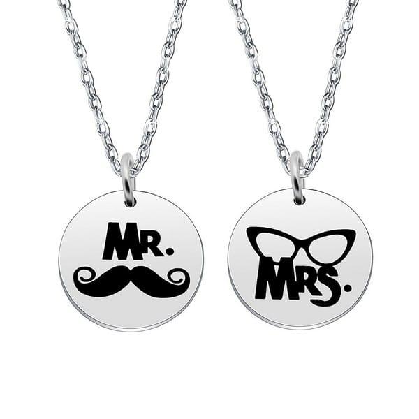 Couple Necklaces Pandora
