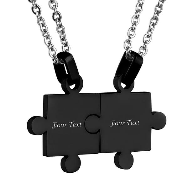 Couple Necklaces Set Amazon