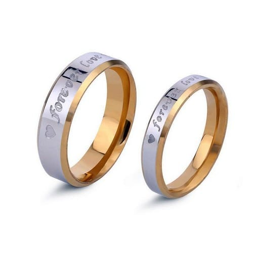 51 Unique Couple Rings Sets for Lovers 2018