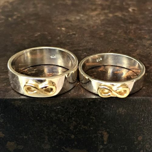 Couple Rings Gold Tanishq