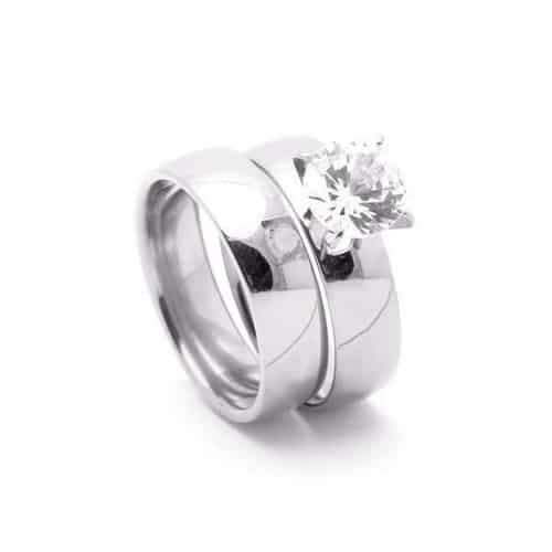 Couple Rings Pandora