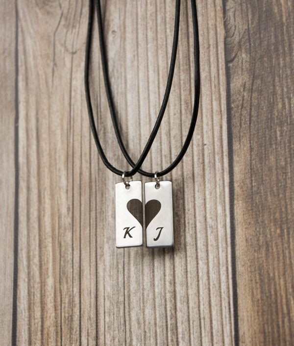 Couples Browning Necklaces