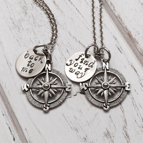 Couples Jewelry Necklaces