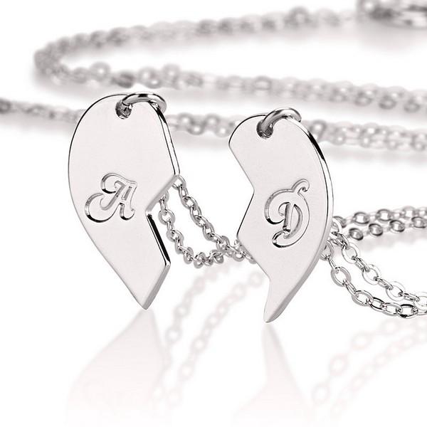 Couples Necklaces Cheap