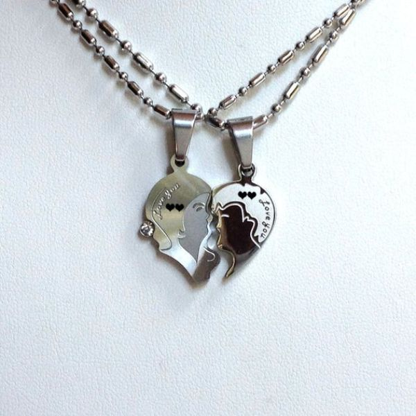 Couples Necklaces For Her