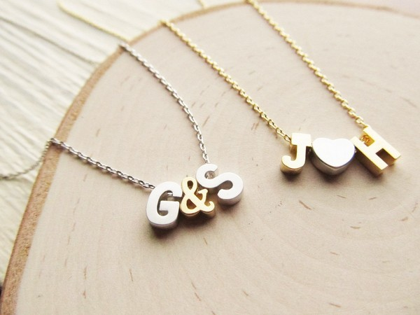 Couples Promise Necklaces