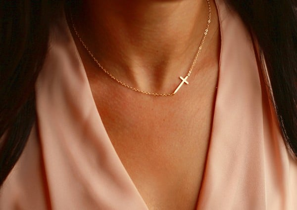 Cross Necklaces Amazon