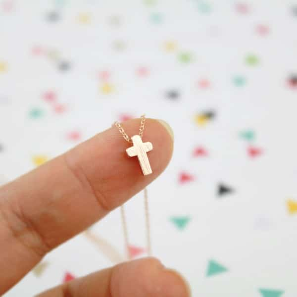 Cross Necklaces For Guys