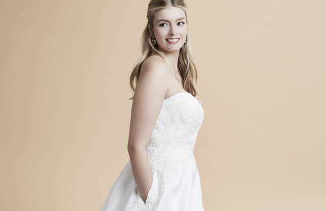 Wedding Dresses for Curved Females