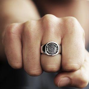 Custom Coat Of Arms Rings