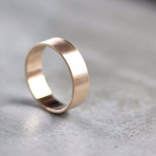 Custom Gold Rings For Men
