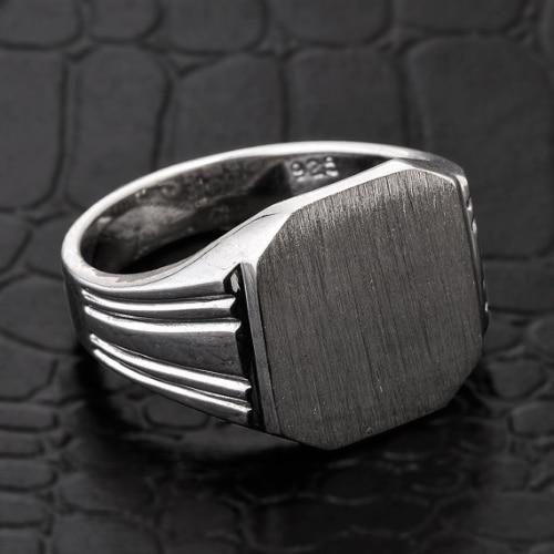 Custom Mens Signet Rings