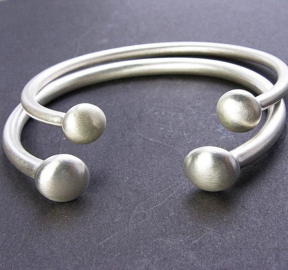 Custom Silver Bracelets For Men