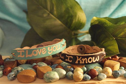 Customized Bracelets For S Leather His And Her