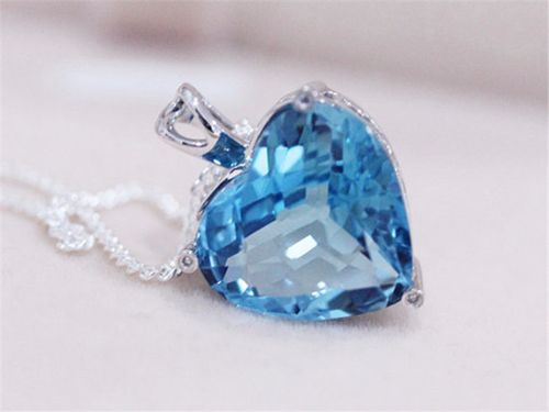 Designer Heart Necklaces