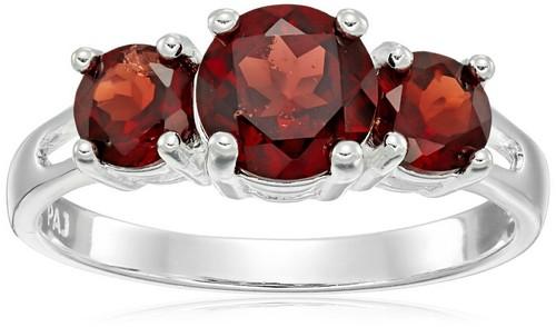 Ebay Garnet Rings