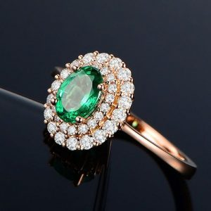Emerald Rings Amazon