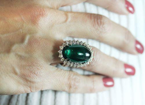 Emerald Rings Designs