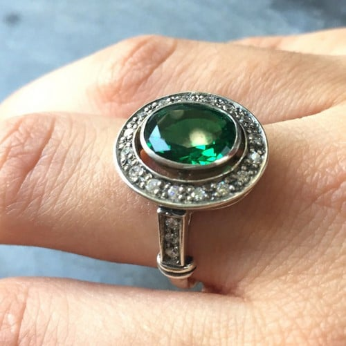 Emerald Rings Prices