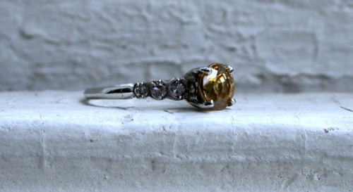 Engagement Rings Vintage Inspired