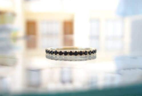 Eternity Ring Which Finger