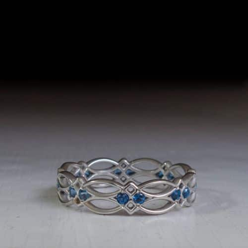 Eternity Rings Pinterest