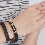 fashionable-mens-leather-bracelets
