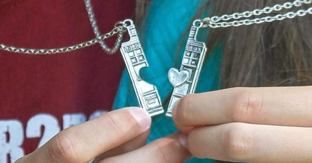 60 Cute Matching Couple Necklaces & Sets [2018]