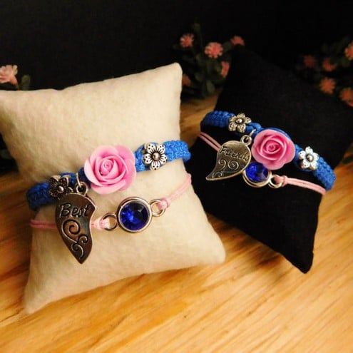 Friendship Bracelet Charm