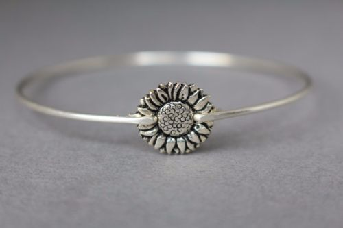 Funky Silver Bangles