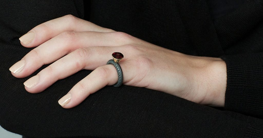 21 Garnet Rings for Men and Women